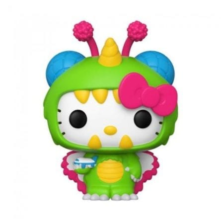POP HELLO KITTY VINYL FIGURE 43 SANRIO: HELLO KITTY KAIJU - SKY KAIJU 9CM