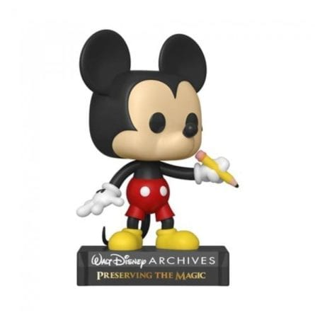 POP DISNEY VYNIL FIGURE 798 MICKEY MOUSE - CLASSIC MICKEY 9CM